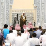 King Abdullah Mosque launches its Ramadan program and receives 16 thousand prayers over two days